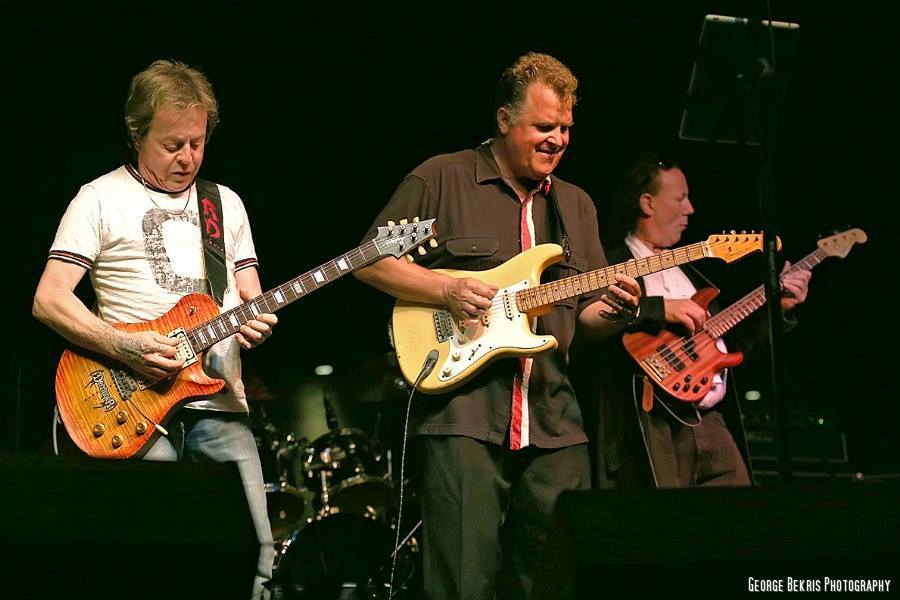 Dale Dejoy with rick derringer